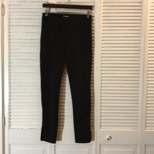 Express Thick Pointe Dressy Leggings
